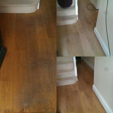Hard Wood Floor Sanding Services