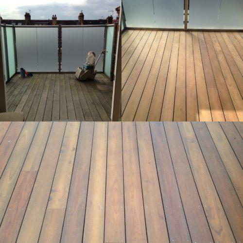 Hard Wood Floor Sanding
