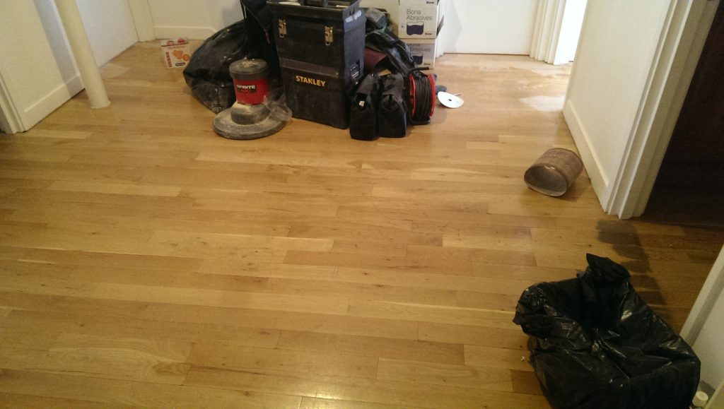 Wooden Floor Sanding and Refinishing Services
