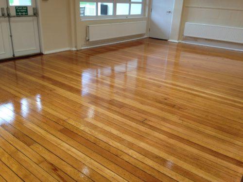 Hard Wood Floor Sanding Services London