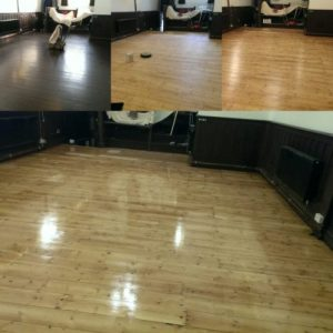 Commercial Hard Wood Floor Sanding and Refinishing