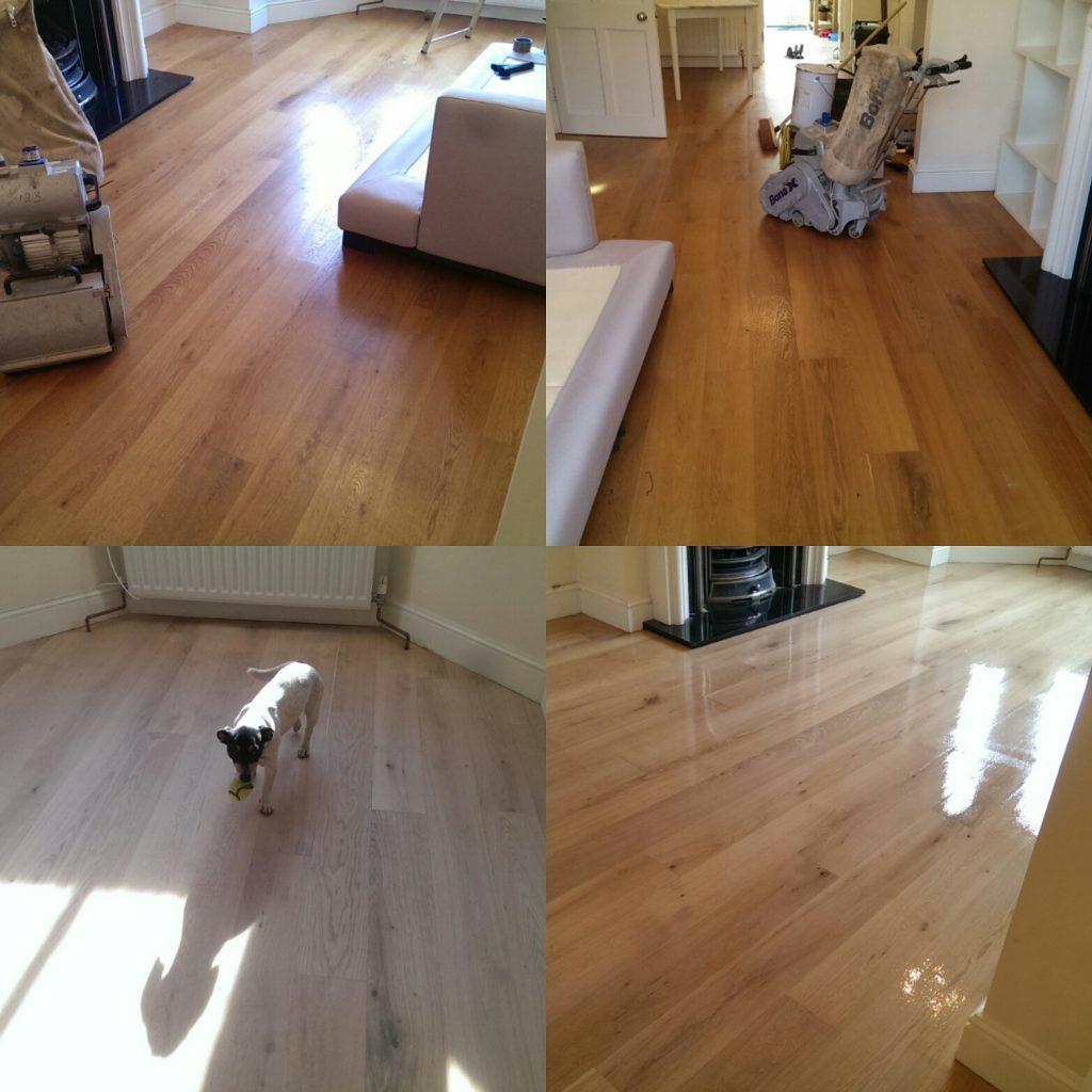 Wooden Floor Sanding Services