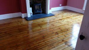 Wood Floor Sanding and Refinishing in Essex