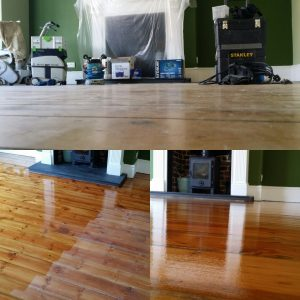 The Beginner's Floor Sanding Package