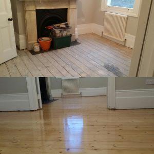 London floor sanding