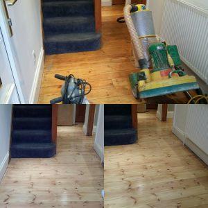 London floor sanding and refinishing