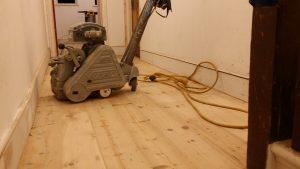 Dust Free Floor Sander