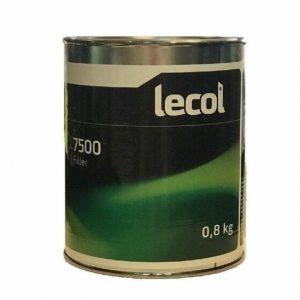 0.80kg Lecol Resin filler