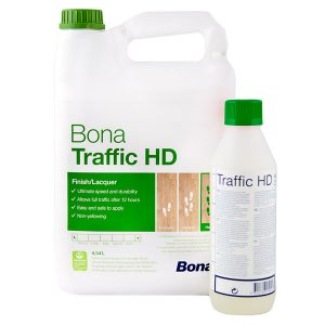 Bona Traffic HD With Hardener