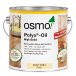 2.5lt tin of Osmo Oil