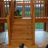 Trio floor sander